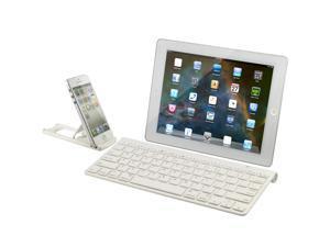 Portable Wireless Bluetooth Keyboard Soft Key for PC Mac Macbook iPad 2 3 4 IP67