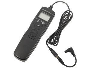 Timer Remote Control Shutter Cord for Canon EOS 1D 5D II 7D 10D 20D 30D DC275