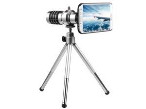 Tripod+Case + Phone Camera Lens 12X  for Samsung Galaxy S4 SIV GT-i9500 DC321-NE1