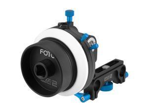 For FOTGA DP500II DSLR Follow Focus A/B Hard Stop Canon 1D 6D Nikon Pentax LF203