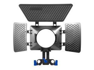 For FOTGA DP500 Matte Box Support Follow Focus DSLR Canon EOS 5D 650D 600D LF207