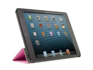 Ultra Slim For iPad Mini Pink Tri-Fold Leather Case Cover Smart Function PC359P