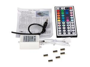 44 Keys IR Remote Controller for 5050SMD or 3528 SMD RGB LED Strip DIY LD044