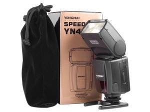 Yongnuo YN-468 II i-TTL Flash for Nikon D7000 D5100 D3200 D3000 D3100 D300 LF226