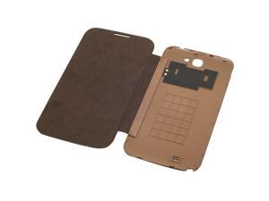 For Samsung Galaxy Note II N7100 + Protector /Folio Leather Case Cover PC397Z-NE1