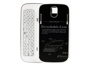 For Samsung Galaxy S4 IV i9500 /Wireless Bluetooth Keyboard Case Cover PC513W-NE1