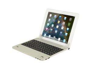 For iPad 2 3 4 Become Notebook Wireless Bluetooth Keyboard Case 4000mAh IP56