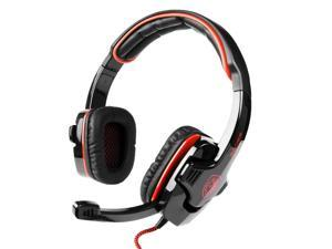 Gaming Headset GAMERS 7.1 SOUND EFFECT GAMING HEADPHONE W/ MICROPHONE - Red IP79-NE1