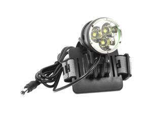 3800Lumens CREE XM-L T6 LED Bicycle Light HeadLight headLamp (EU PLUG)LD126E
