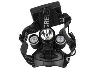 1800Lumens CREE XM-L T6 LED Bicycle Light HeadLight headLamp Bike