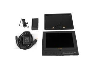 "7""LCD 5D-II/O/P Lilliput Field Monitor With HDMI Field Monitor For Camera Canon 5D-II III 6D 7D LF248U-NE1"