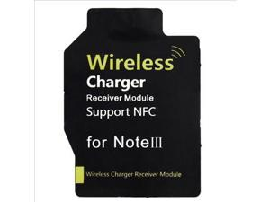 Wireless Qi Power Receiver Car Charger NFC For Samsung Note 3 N9000 N9005