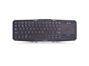 QWERTY Bluetooth Touch Keyboard For Mac iPhone Samsung Android Tablet HTC PC583-NE1
