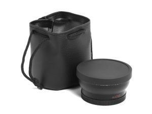 XCSOURCE® Macro Wide Angle Lens 52mm 0.45x for Nikon D4 D800 D700 D600 D300S Canon M LF36