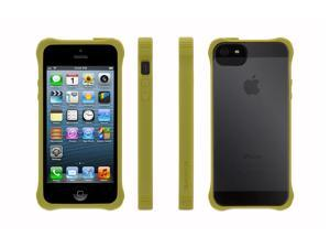 Griffin Green Survivor Clear Case for iPhone 5/5s - See-through protection.  Extra tough at the corners.