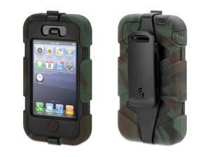 Griffin Hunter Camo Heavy Duty Survivor Case for iPhone 4/4s