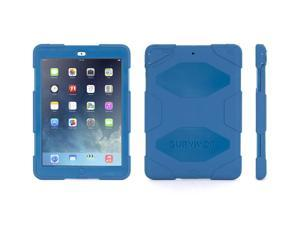 Griffin Blue/Blue Survivor Case + Stand for iPad Air   Military-Duty Case- Direct from Griffin