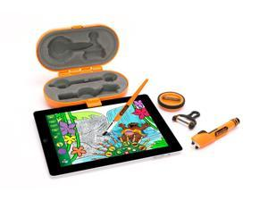 Griffin Crayola DigiTools Paint Pack for iPad and eReader Tablets   Digital paint effects on your tablet