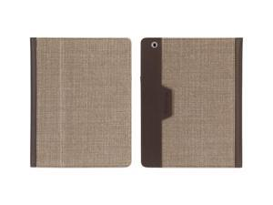 Griffin Cognac/Chocolate Folio Case for iPad 2, iPad 3, and iPad (4th gen)   Multiposition folio case