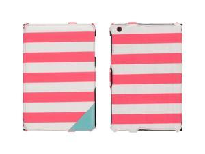 Griffin Pink Stripes Journal Case for iPad mini and iPad mini with Retina Display   Folio case plus workstand for iPad mini