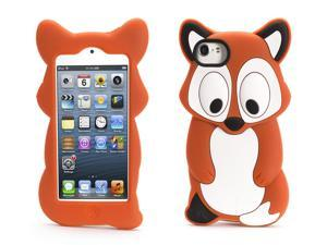 Griffin Fox KaZoo Case for iPod touch (5th gen)   What does the fox say?
