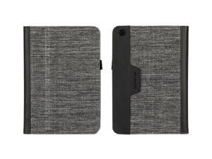 Griffin Grey/Black Folio Case for iPad mini   Folio case with workstand