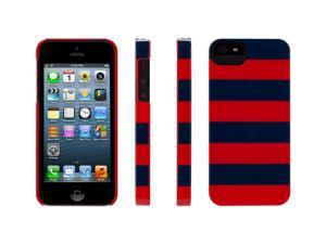 Griffin Blue/Red Cabana Hard Shell Case for iPhone 5   Hard shell case for iPhone