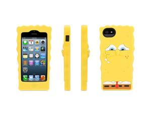 Griffin SpongeBob SquarePants Silicone Skin for iPhone 5