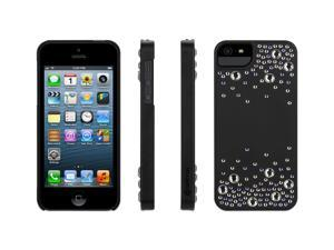 Griffin Purple Karats Rhinestone Studded Case for iPhone 5   Hard shell rhinestone-studded case for iPhone