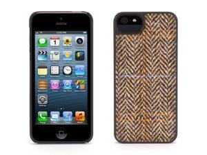 Griffin Brown Harris Tweed Herringbone Case for iPhone 5/5s   Genuine Harris Tweed on a protective fashion case