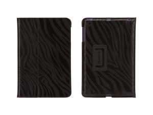 Griffin Zebra Slim Folio Case for iPad mini   Low-profile multi-position case