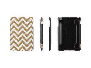 Griffin Zig Zag IntelliCase Cover for iPad mini   Automatic wake/sleep case with cover
