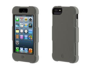 Griffin Grey Protector Silicone Case for iPhone 5   Minimalist. Silicone. Amazing.