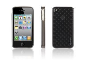 Griffin Smokey Grey Motif Case for iPhone 4   Tough, glossy case in smokey grey