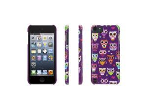 Griffin Purple/ Pink Wise Eyes Case for iPod touch (5th gen.)   Hard-shell case that gives a hoot