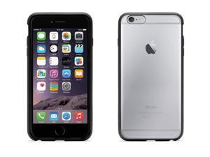 Griffin Reveal Clear Protective Case with Black Trim for iPhone 6 Plus   Ultra-thin hard-shell case