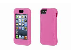 Griffin Hot Pink Survivor Slim Protective Case for iPhone 5/5s   Mil-Spec Rugged Slimmed Down for the Street