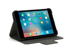 Griffin iPad mini 4 Protective Folio and Shell, SnapBook Case, Black   6ft Drop Protection and Versatile Folio case