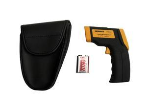 Non-Contact Temperature Gun Infrared Thermometer W/Laser Sight