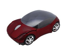 2.4GHz Wireless Optical Car 1600 DPI Mouse For PC Laptop Win 7 Windows XP