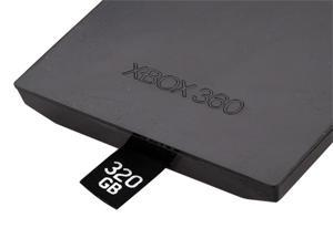 Black 320GB 320G Internal HDD Hard Drive Disk Kit For Microsoft xBox 360 Slim Game New