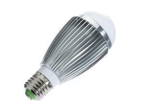 E27 7W 7-LED Warm White Light Lamp Bulb 700-Lumen 3500K AC 85~265V Energy Saving