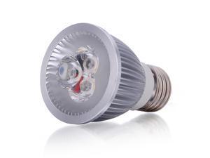6W Warm White E27 Led High Power Energy Saving Spot Light Lamp Bulb 110V-240V