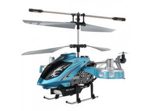 Avatar F103 4CH Chanel Minni Remote Control RC Helicopter Gyro LED Light RTF Blue