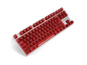 Flashget G600 Wired Mechanical Keyboard-Cherry MX Red Switch