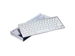 Mini Wireless Bluetooth Keyboard For iPad iPhone Mac PC