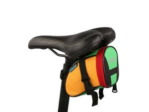 ROSWHEEL Bicycle Cycling Tail Rear Saddle Bag Bike Pouch Seat Storage Waterproof