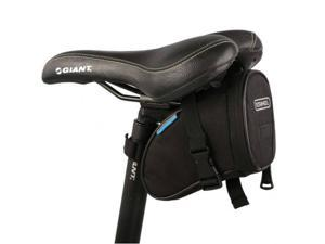 Black Outdoor Waterproof Cycling Bicycle Bike Back Rear Saddle Seat Bag Storage Pouch