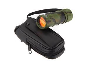 8x21 Pocket Compact Monocular Telescope Handy Scope for Sports Camping Hunting