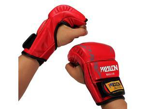 Assorted Sparring Grappling Boxing Fight Punch Ultimate Mitts MMA Gloves UFC